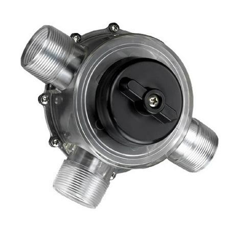 Pondmaster Proline Replacement Multiport 3-Way Valve for Pressure Filter | 15030