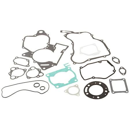 New Vertex Complete Gasket Set W/O Seals for Honda CR 125