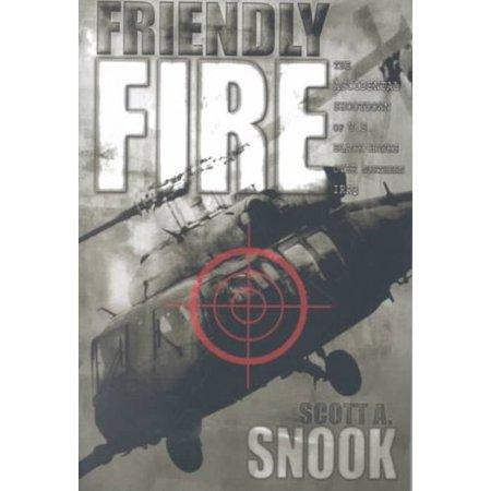 Friendly Fire  The Accidental Shootdown Of U S  Black Hawks