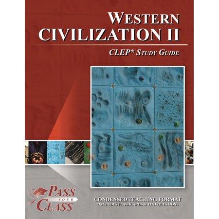 CLEP Western Civilization 2 Test Study Guide - eBook (Clep Western)