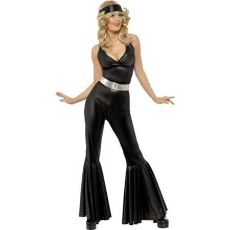 Adult 70s Diva Costume Smiffys (1970's Halloween Costumes In A Box)