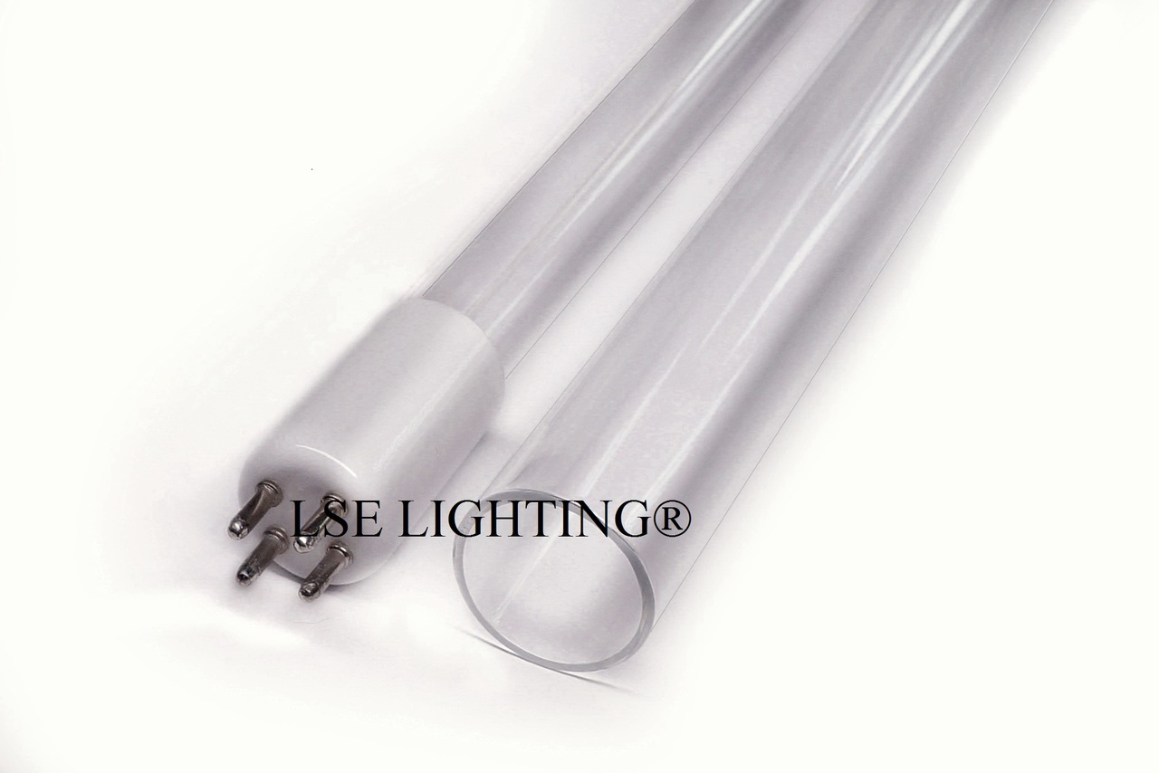 Buy Combo Package UV Bulb and Quartz Sleeve for Emperor Aquatics 20025 by Light Spectrum Enterprises, Inc
