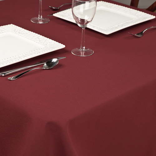 "Riegel Premier Hotel Quality Tablecloth, 52"" x 52"