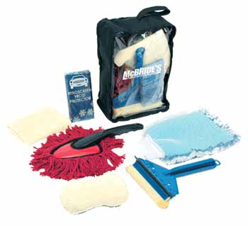 Ruff & Ready Car Care Kit (pack Of 10)
