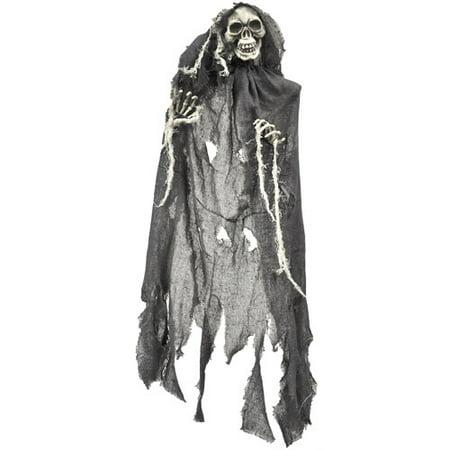 Hanging Ghoul Prop (36