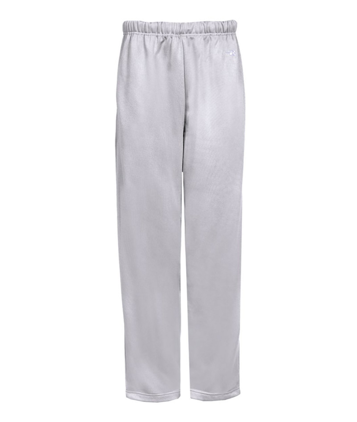 Badger 2478 Youth Moisture-Management Sweatpant, Silver, Large by Badger