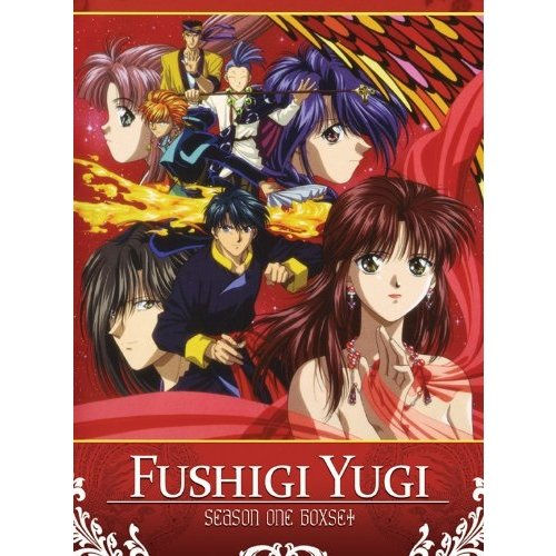 Fushigi Yugi - The Mysterious Play: Season One (Anamorphic Widescreen)
