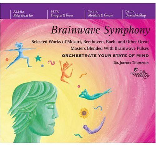 Dr. Jeffrey Thompson - Brainwave Symphony [CD]