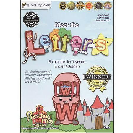 Preschool Prep Series: Meet The Letters (Full