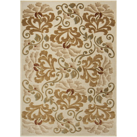 Martha Stewart Floating Dahlia Geometric Floral Area Rug - Martha Stewart Halloween Treat Bags