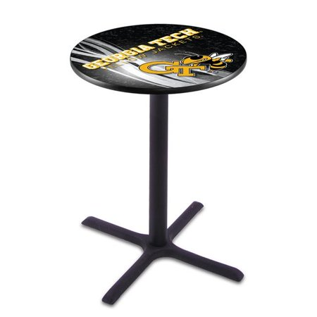 Holland Bar Stool L211B4236GATech 42 in. Georgia Tech Yellow Jackets Pub Table with 36 in. Top - image 1 de 1