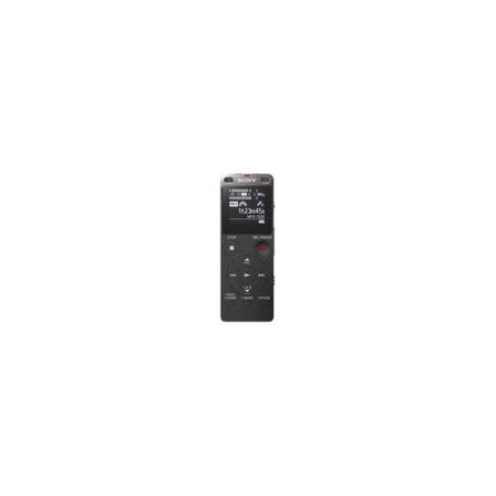 Sony ICDUX560BLK Digital Voice Recorder Black by
