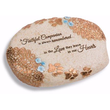 Garden Stone-Pet-Faithful Companion Memorial (6