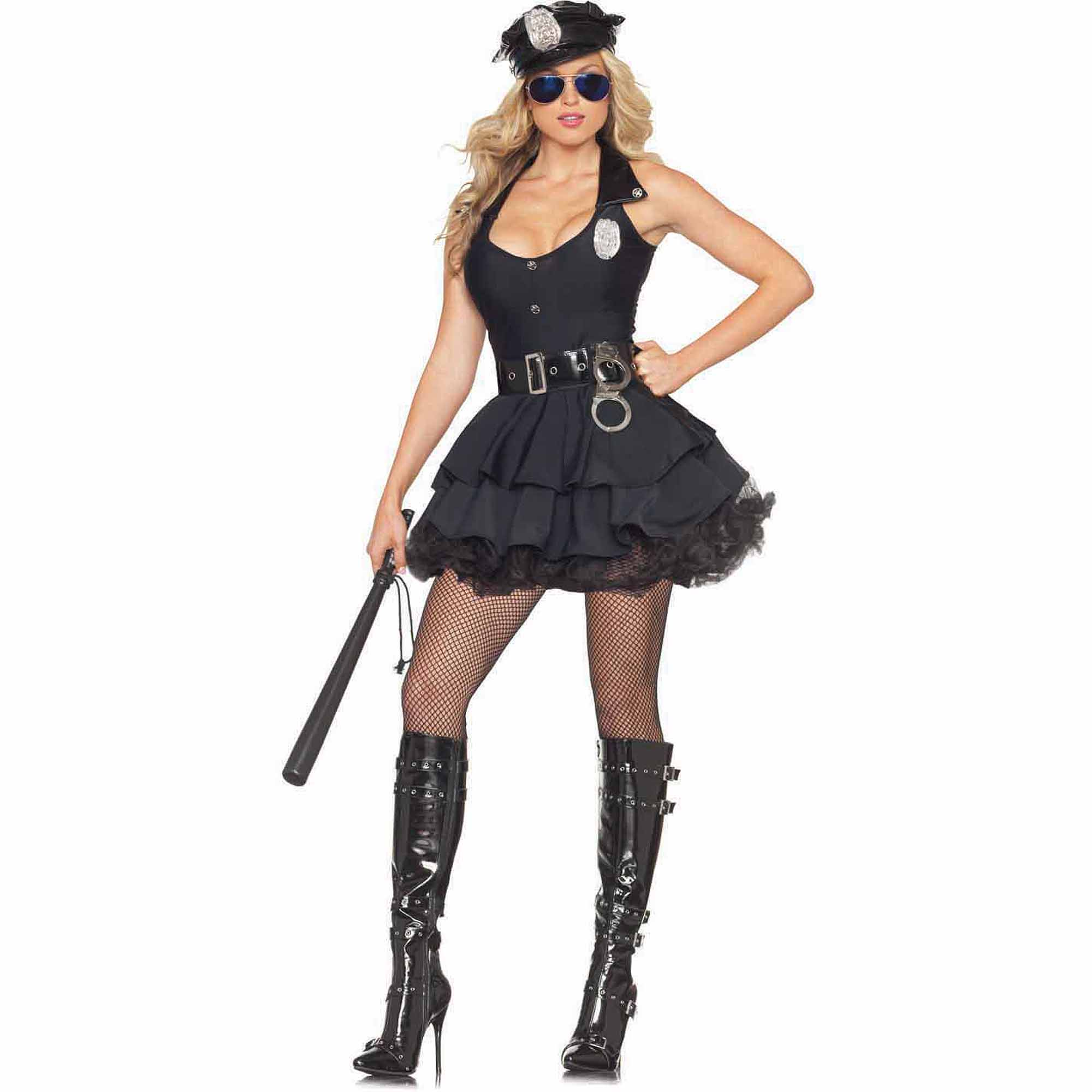 Sexy Cop Adult Halloween Costume