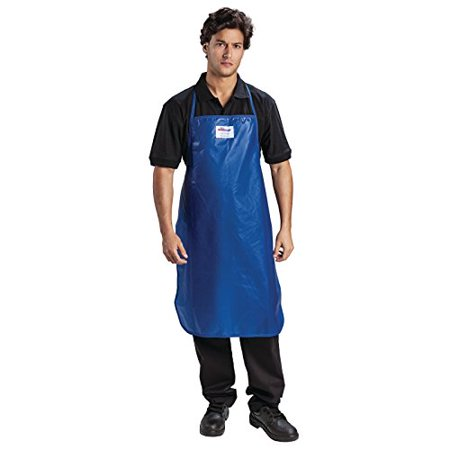 50362 Products Tucker Quicklean Apron  Nylon  Each  36    Blue By Tucker Safety