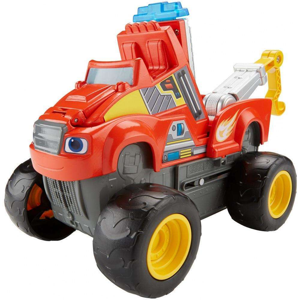 Nickelodeon Blaze & the Monster Machines, Transforming Tow Truck Blaze