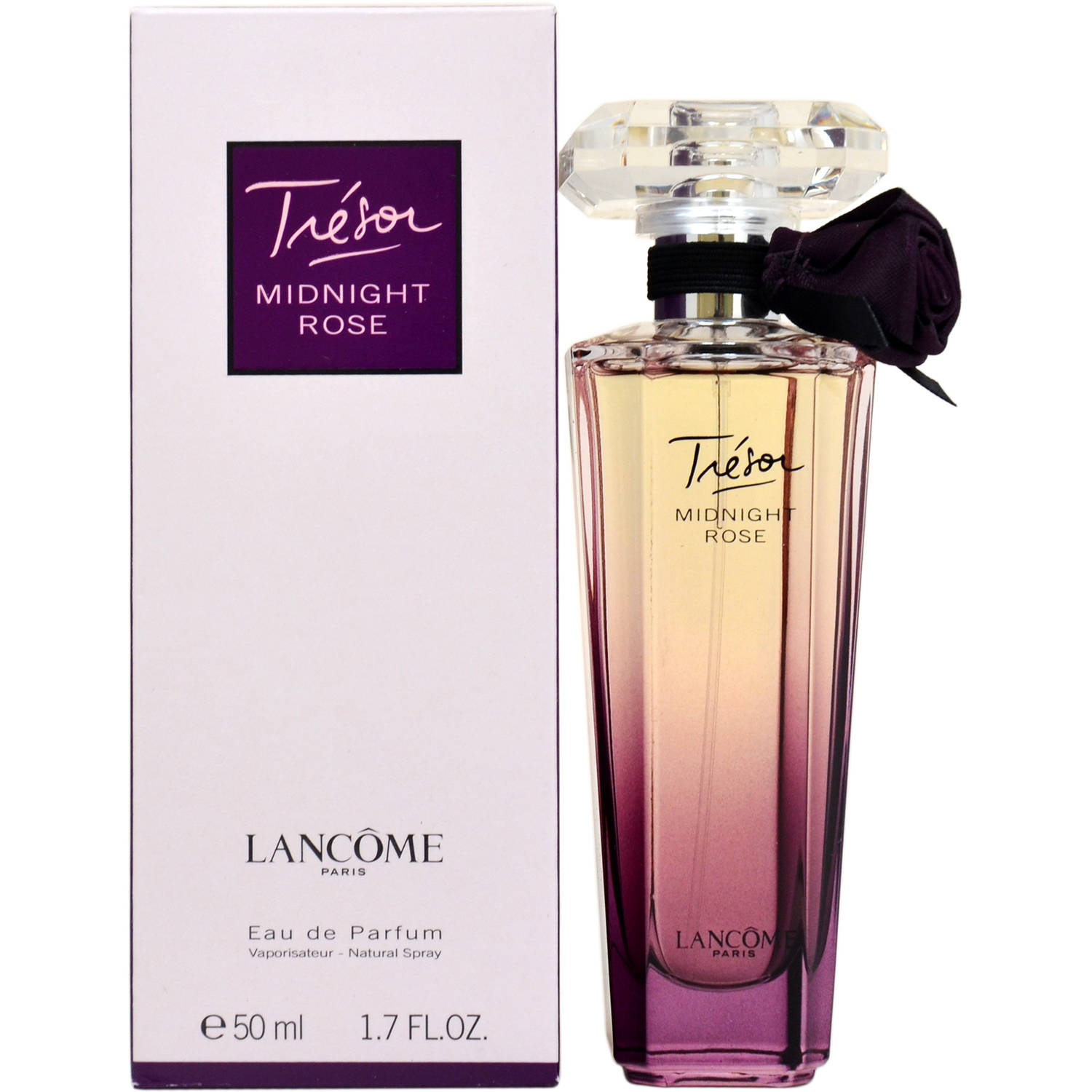 Lancome Tresor Midnight Rose for Women Eau de Parfum, 1.7 oz