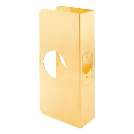Recessed Micro Door (Prime-Line Recessed Door Reinforcer 2-1/8