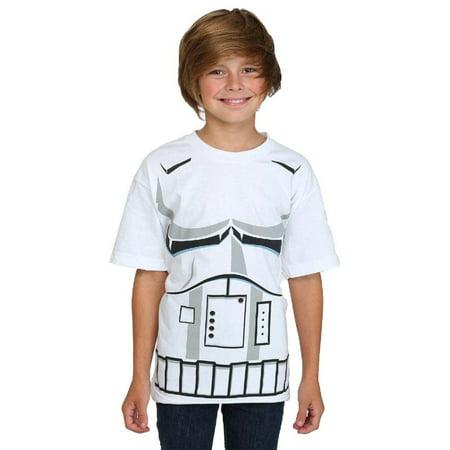 Star Wars Big Boys' Stormtrooper Costume - Buy Stormtrooper