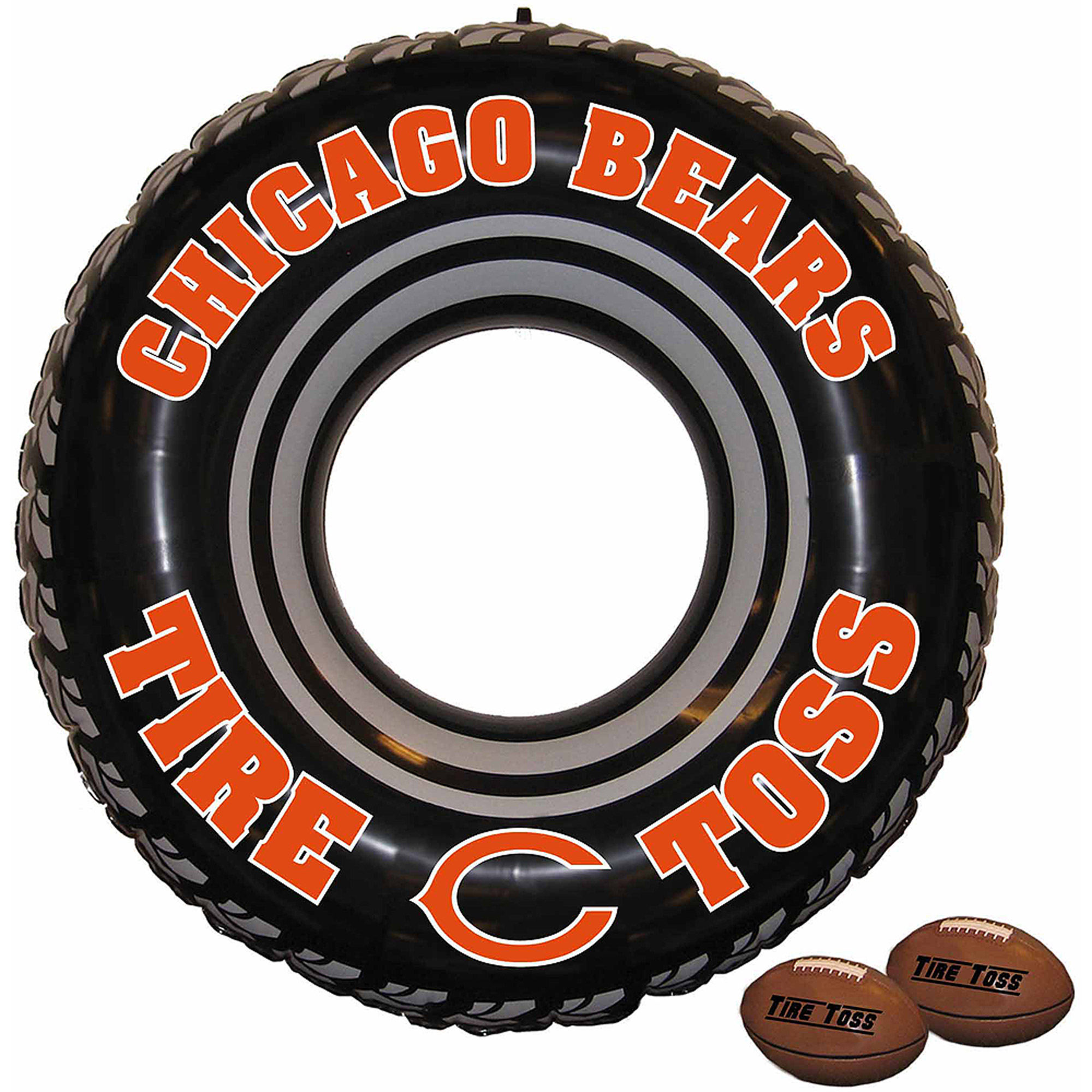 NFL Chicago Bears Tire Toss