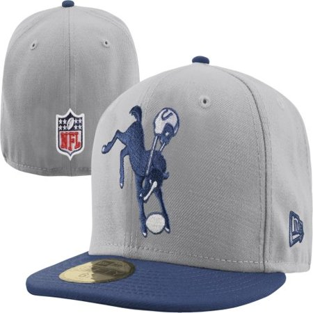 New Era Indianapolis Colts NFL Classic On Field 59FIFTY Cap by