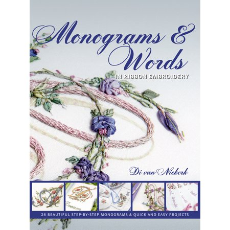 Monogram Wizard Embroidery - Monograms and Words
