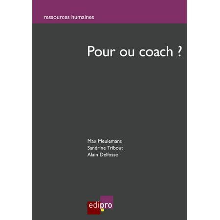 Pour ou coach? - eBook