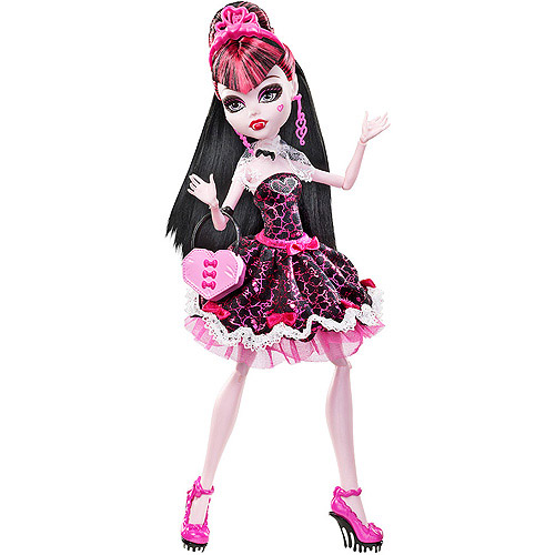 Monster High Sweet 1600 Draculaura Doll by Mattel