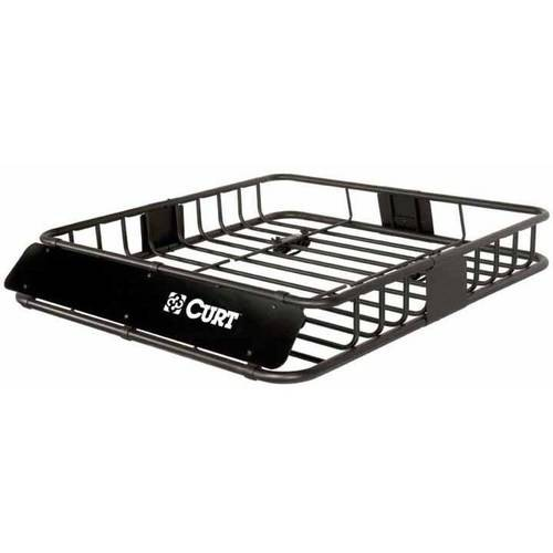 "Curt Manufacturing Cur18115 41.5"" x 37"" x 4"" Roof Mounted Cargo Rack"