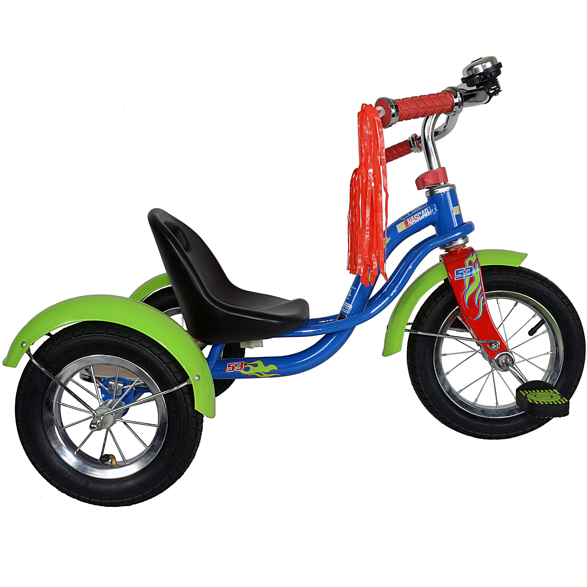 NASCAR Burnin' Rubber Tricycle