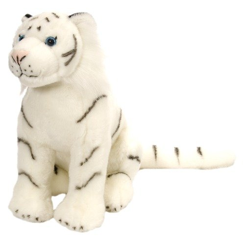 Wild Republic White Tiger Plush Toy
