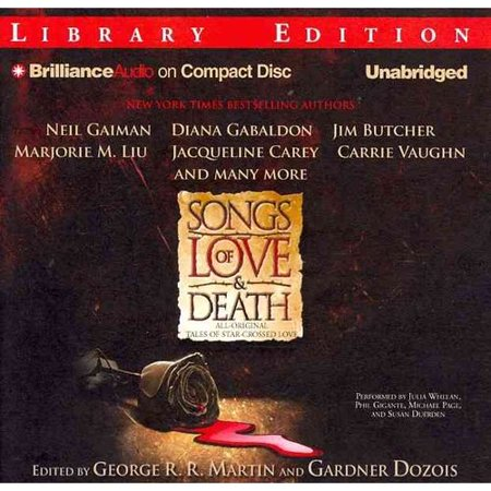 Songs of Love & Death: All-Original Tales of Star-Crossed Love: Library Edition by