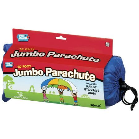 Toysmith 10' Jumbo Parachute - Parachute Men