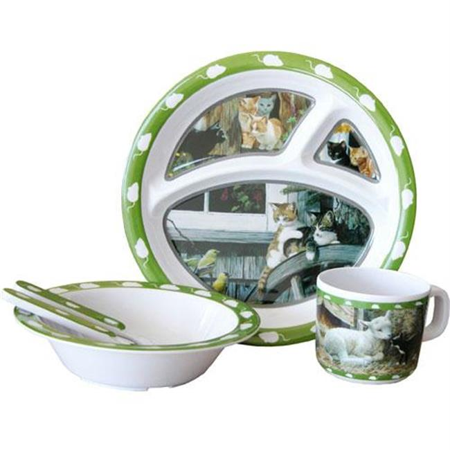 MotorHead Products MHP-MH-8908 Kitten Childs 5 Piece Table Set