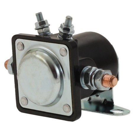 NEW Starter Solenoid Relay Ford Car Truck 12 Volt Heavy Duty Fender Mount