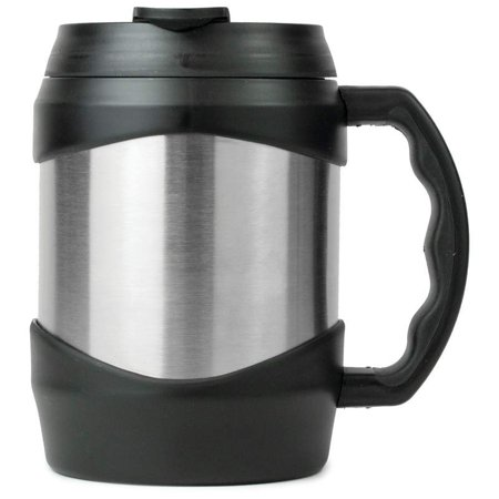 Maxam® 52oz Stainless Steel Oversized Mug
