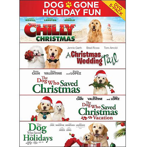 Dog-Gone Holiday Fun Gift Set