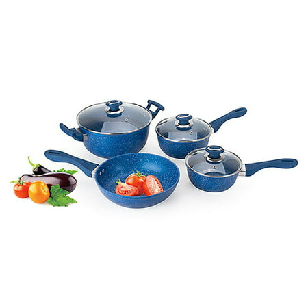 Alpine cuisine 4 piece non stick cookware set for Alpine cuisine cookware reviews