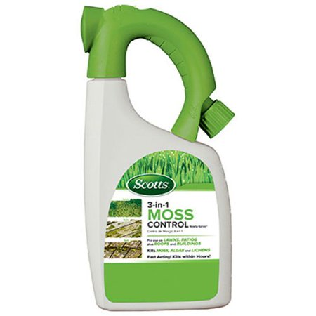 Ortho Moss B Gon Liquid Moss & Algae Killer