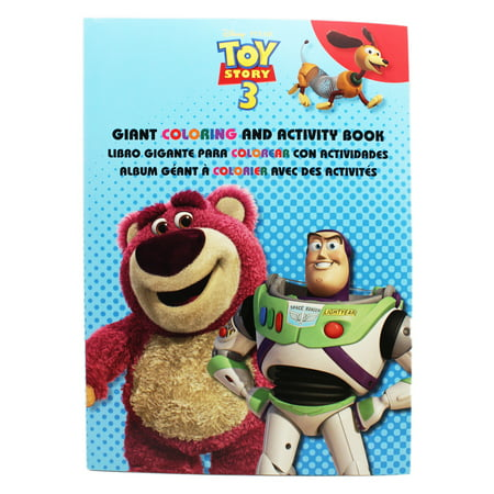 Disney Pixar's Toy Story 3 Buzz Lightyear and Lotso Bear Cover Coloring - Buzz Lightyear Boots