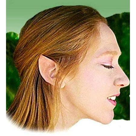 Halloween Costume Ear Tips Elf Fairy Hobbit Vulcan Spock Alien Cosplay LARP - Halloween Decorating Safety Tips