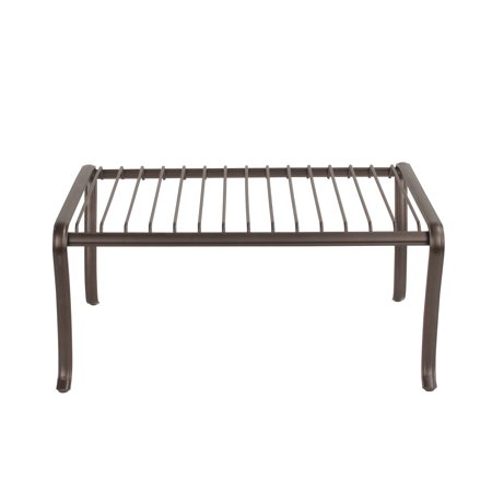 Spectrum Diversified Ashley Cabinet Shelf, Bronze, 58424 ()