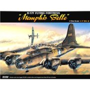 Academy 12495 1:72 B-17F Flying Fortress 'Memphis Belle'