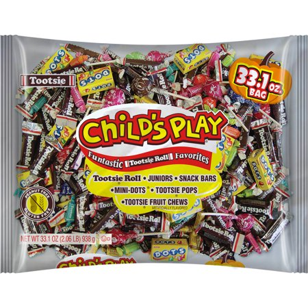 Child S Play Fantastic Tootsie Roll Favorites Candy 2 06