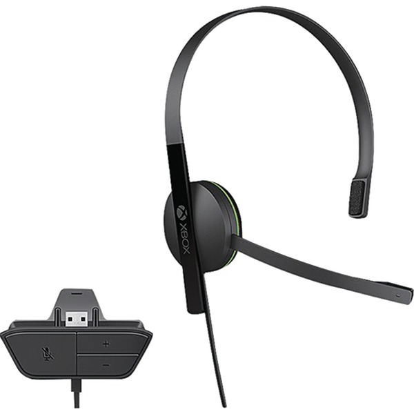 Video Juegos Xbox One Chat Headset + Microsoft en Veo y Compro