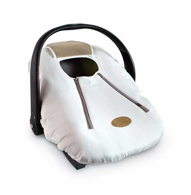Cool Cozy Cover Infant Carrier Baby Car Seat Cover White Soft Winter Protection Kids Warm Wlm8 34578 Machost Co Dining Chair Design Ideas Machostcouk