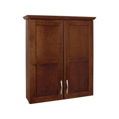 Genial American Classics Casual 25.5 In. Bathroom Wall Cabinet