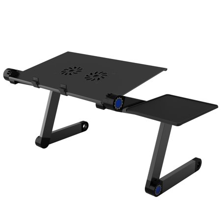 Slypnos Adjustable Laptop Stand Folding Portable Standing