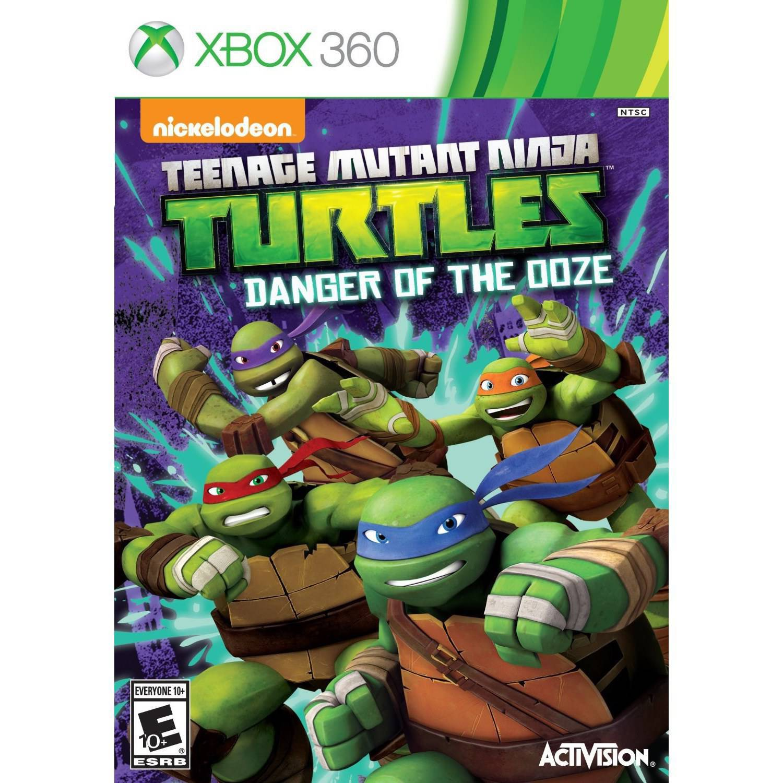 Teenage Mutant Ninja Turtles: Mutants In Manhattan (Xbox 360) Activision,  47875771390   Walmart.com