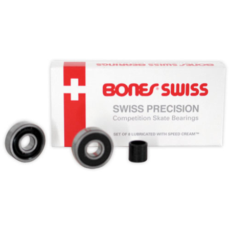 Bones Bearings - Swiss Bearings Single Set